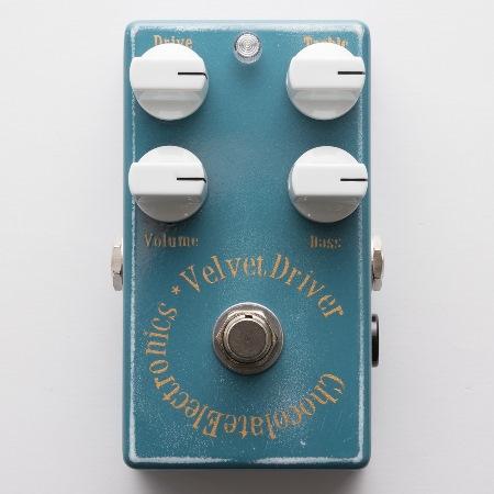 Chocolate Electronics「Velvet Driver」【再入荷待ち・予約受付中】(0002-137)