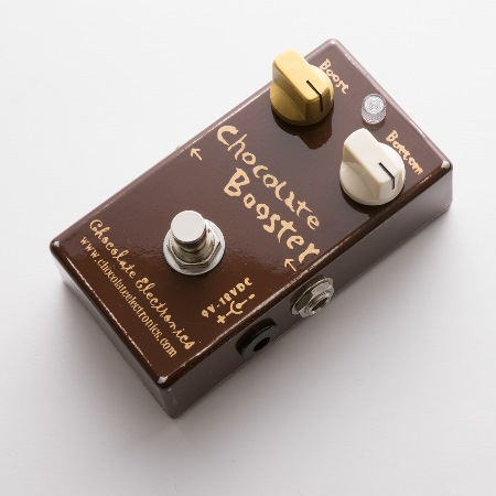 Chocolate Electronics「Chocolate Booster」【再入荷待ち・予約受付中!】(0002-133)