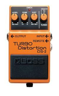 BOSS「DS-2TURBO Distortion」【再入荷待ち・予約受付中!】(0002-014)