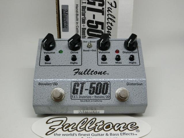 Fulltone「GT-500 初期型 」(USED)(0010-434)