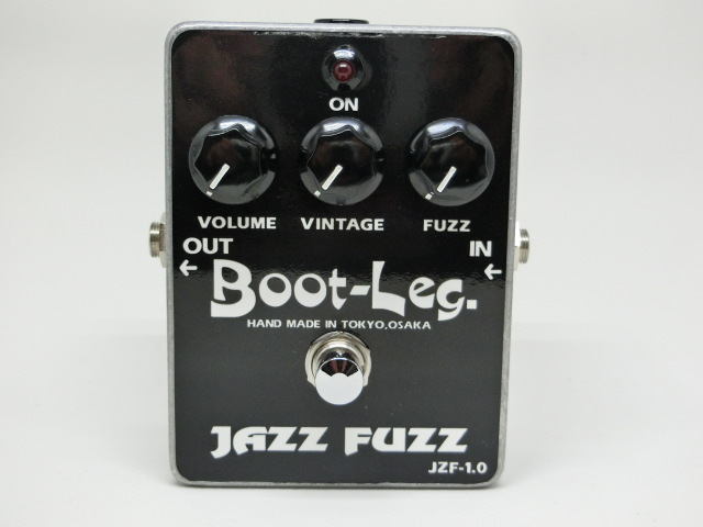 Boot-Leg 「Jazz Fuzz」(USED)(0010-387)