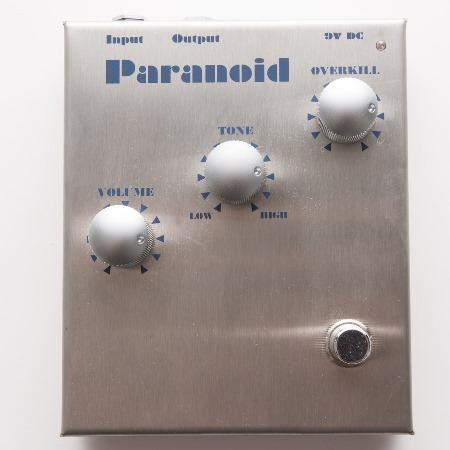 Musician an Sound Design 「PARANOID RetroFuzz」