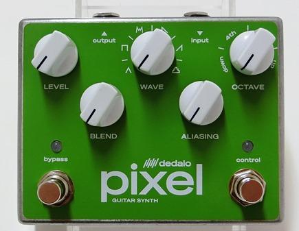 dedalo 「PIXEL GUITAR SYNTH(pixel)」(0060-004)