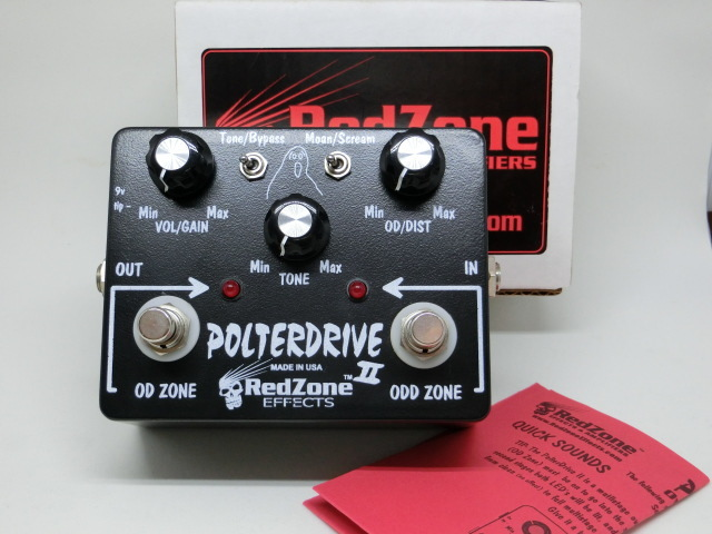 Redzone Effects 「The PolterDrive II 」(USED)(0010-405)