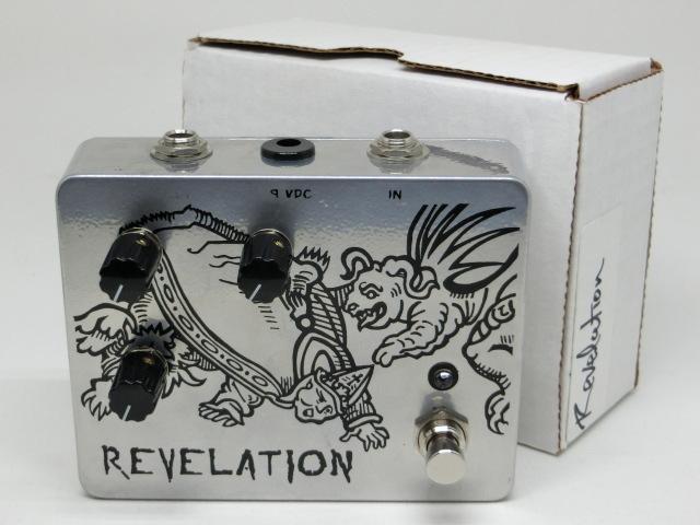 Black Arts Toneworks「 Revelation Superlead Pedal 」(USED)(0010-407)