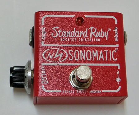 SOMOMATIC-Standard Ruby