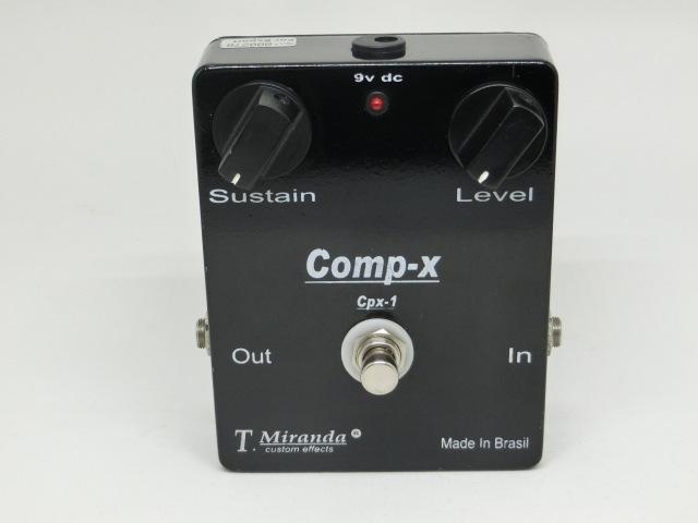 T.Miranda 「Comp-X」(USED)(0010-444)