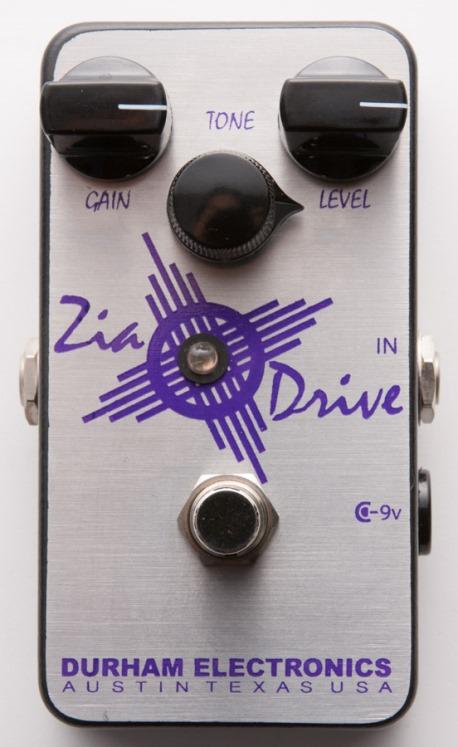 DURHAM ELECTRONIICS 「ZIA DRIVE」(0002-025)