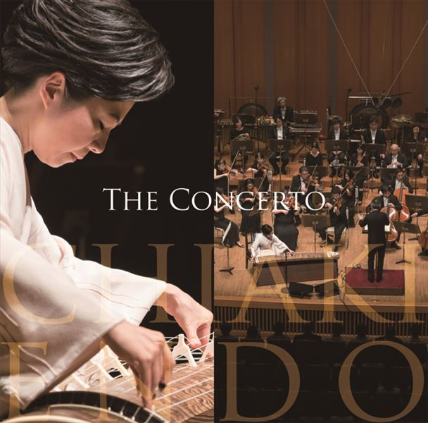 CD THE CONCERTO 遠藤千晶 箏 リサイタル[2624]