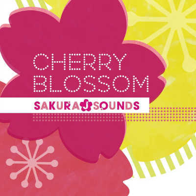 CHERRY BLOSSOM/SAKURA J SOUNDS[31013]