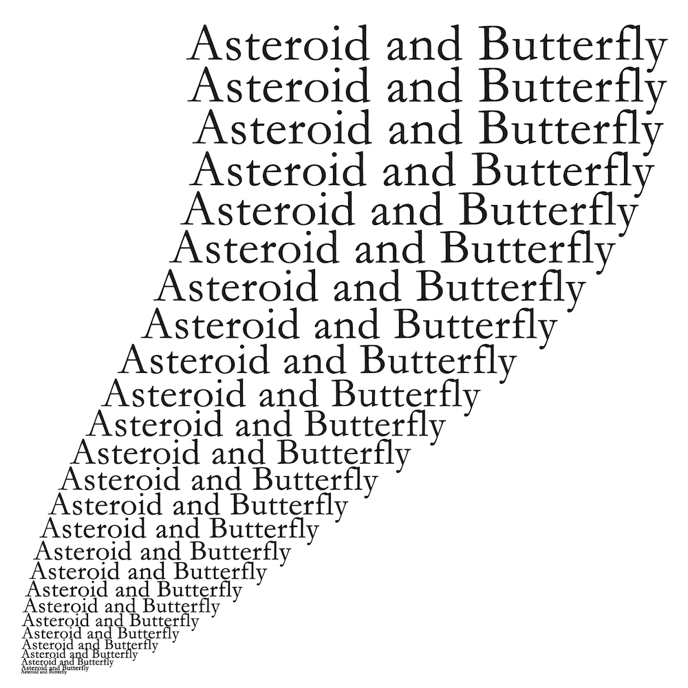 Asteroid and Butterfly/やのとあがつま[31024]