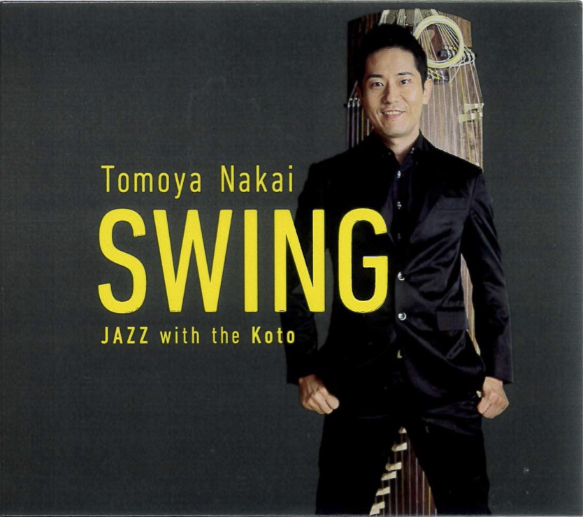 SWING─JAZZ with the Koto/中井智弥[31043]