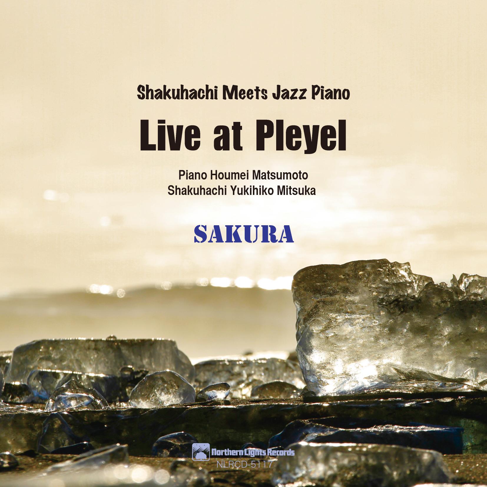 Live at Pleyel SAKURA/三塚幸彦・松本峰明[3869]
