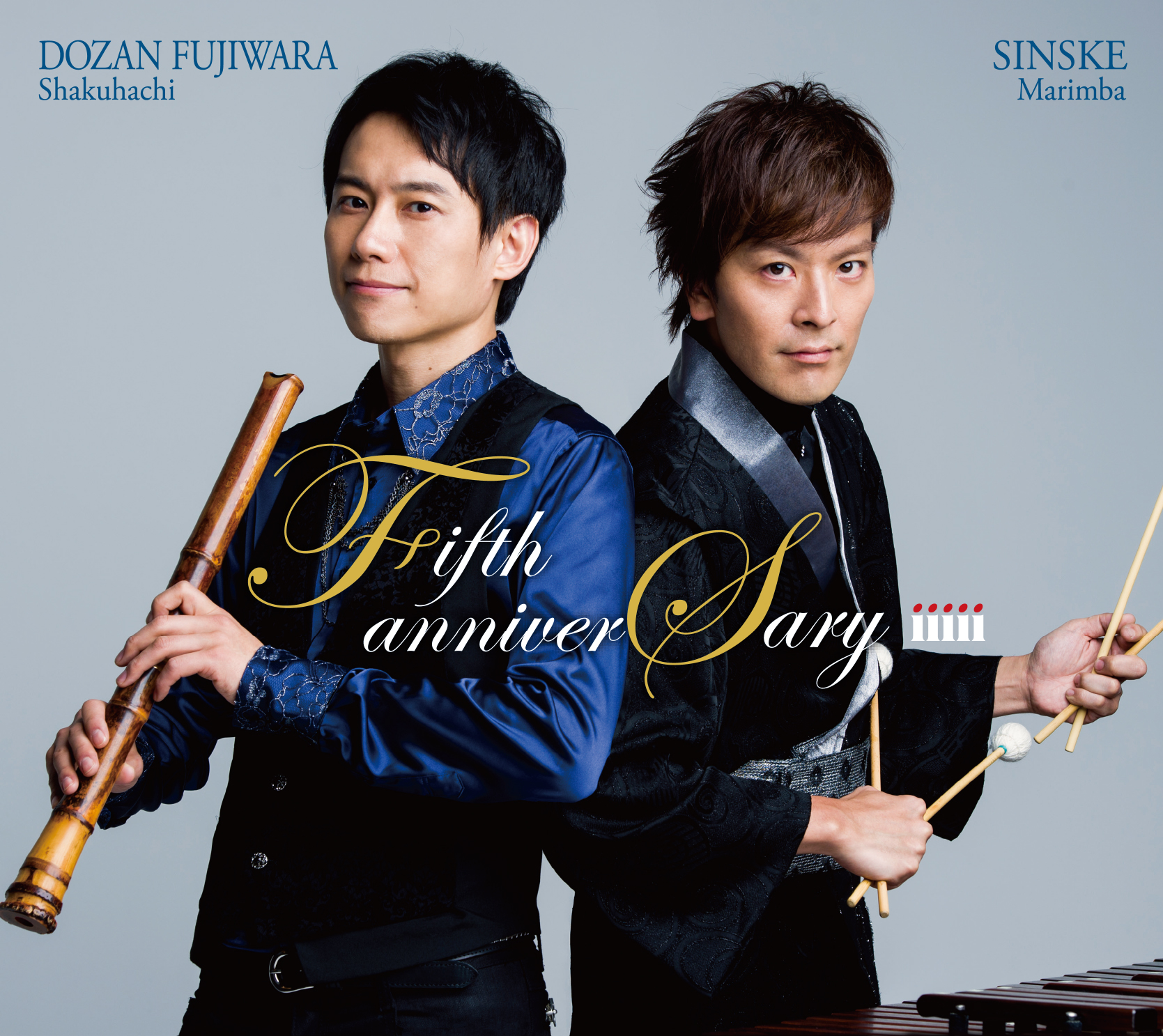 Fifth anniverSary iiiii/藤原道山×SINSKE[3942]