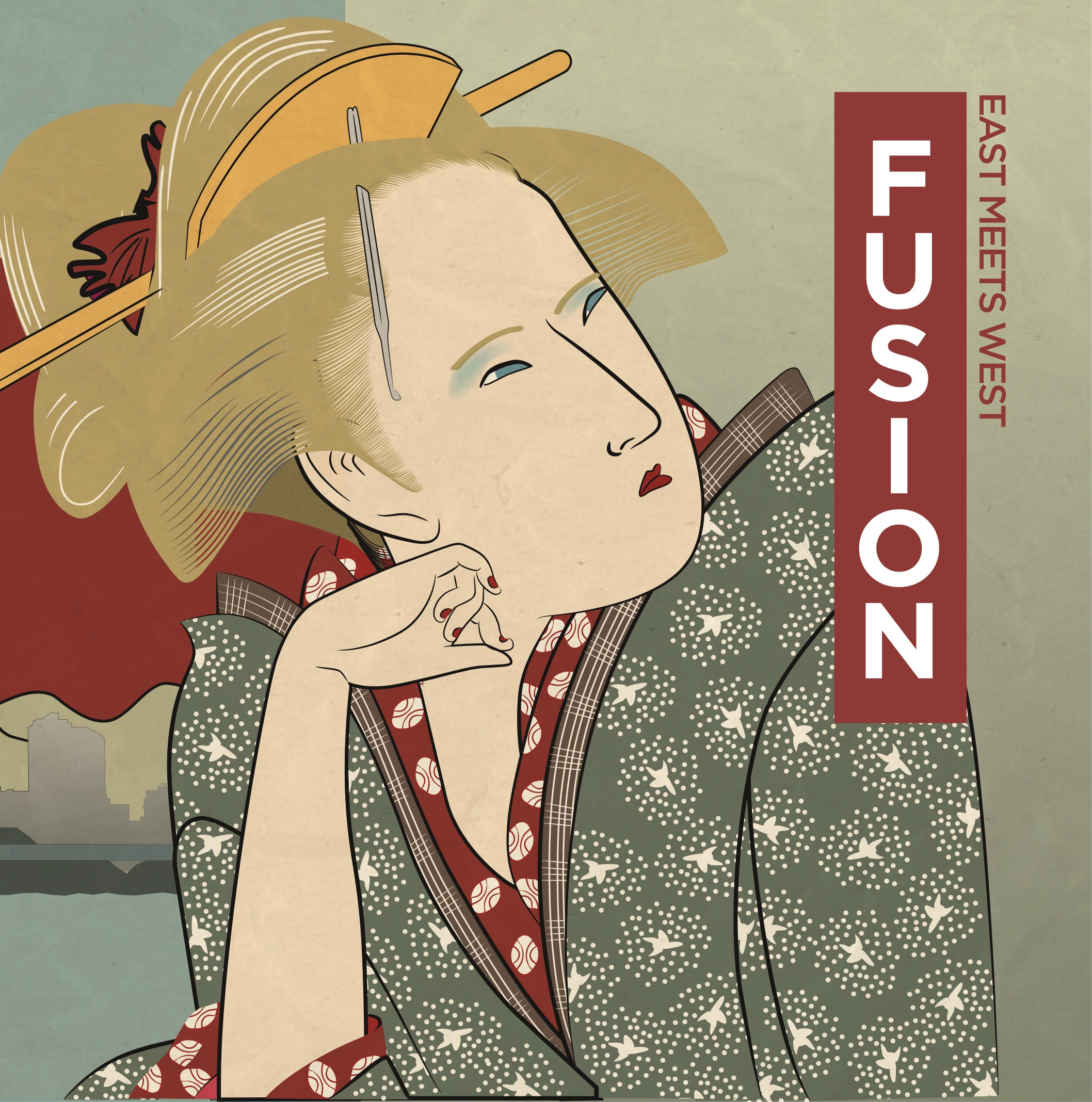 FUSION〜East meets West[3972]