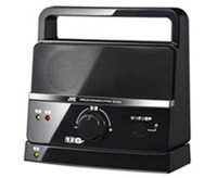 ワイヤレススピーカーシステム SP-A750 ブラック[6025-B]