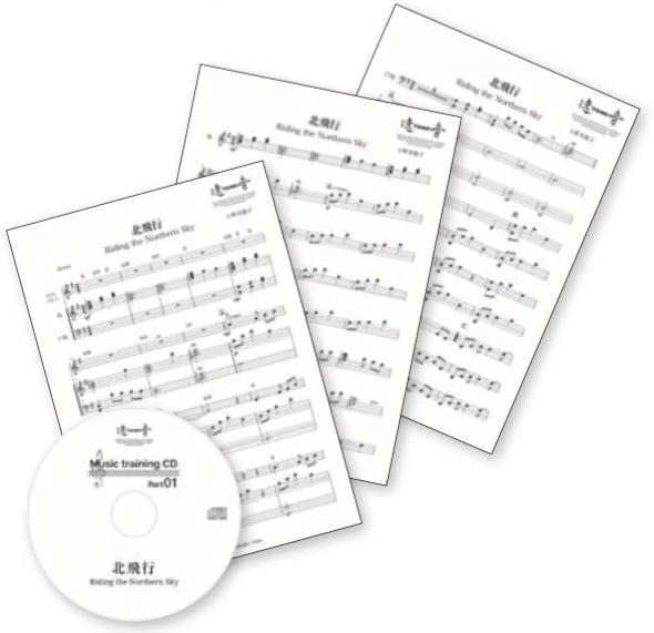 遠音を奏でるVol.1対応「北飛行」データディスク[TONE-365]