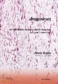 楽譜 dragoneyes─尺八、三味線、21絃箏のための(五線譜スコア+五線譜パート譜)[5450-1]