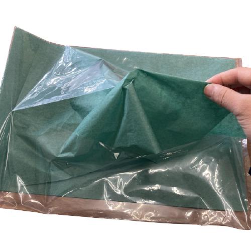 グリーンパーチのOPP袋バージョンです