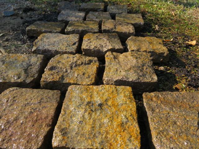 フランドル石の小径