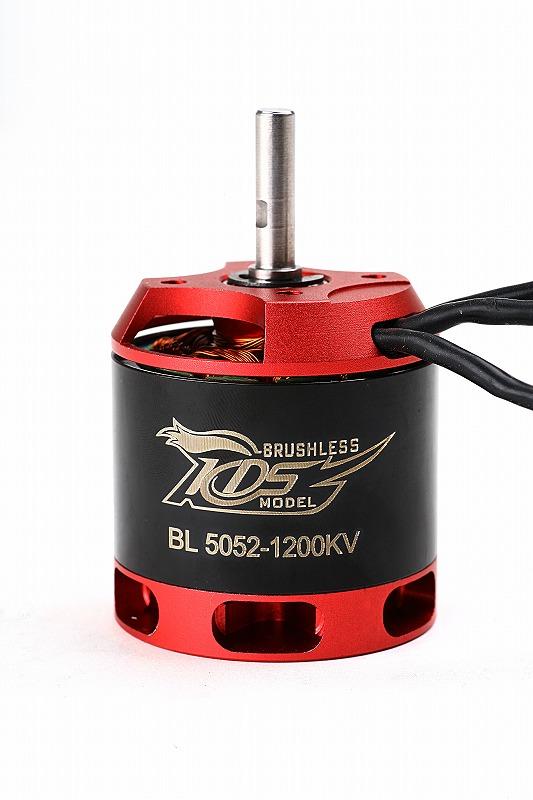 BL5052-1200KV INNOVA550用 1200KV ブラシレスモーター