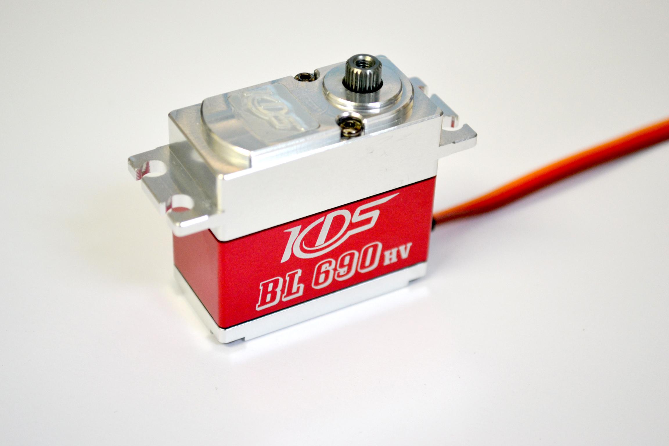 2004-15 KDS BL690HV ブラシレスデジタルサーボ