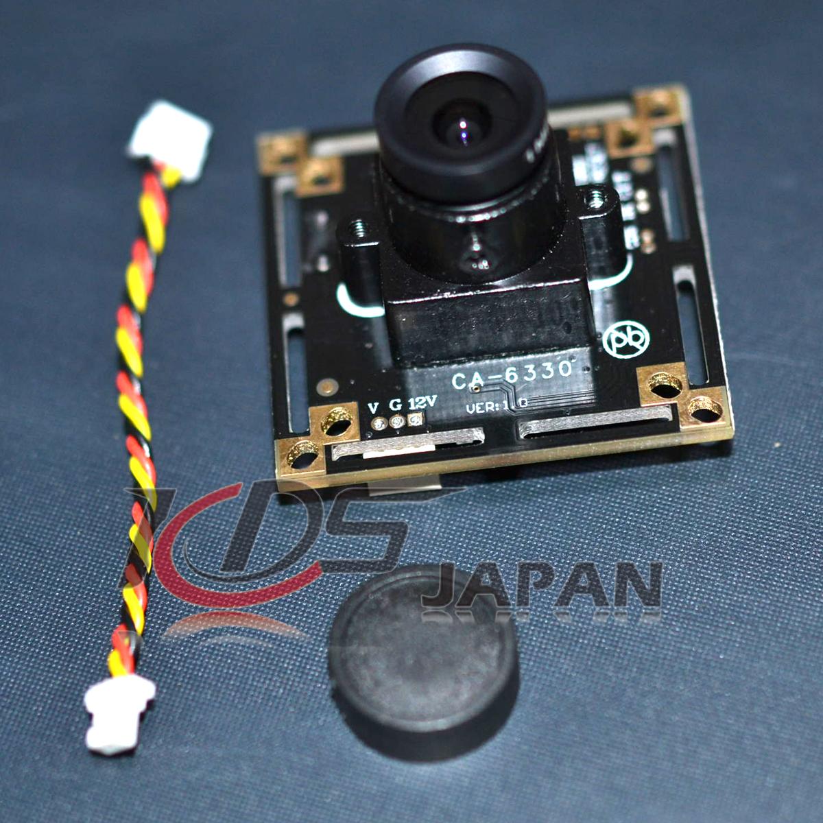 Kylin250/280 Class FPV Racer用ビューカメラ HD 800TVL