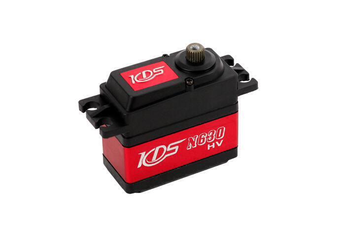 2004-17 KDS-N630HV デジタル サーボ メタルギヤ 550以上RCヘリ用スワッシュサーボ