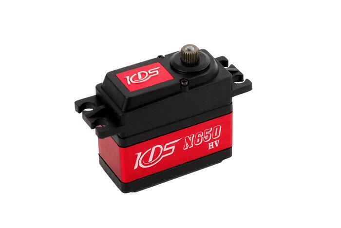 2004-18 KDS N650HV デジタル サーボ メタルギア 550以上RCヘリ用ラダーサーボ