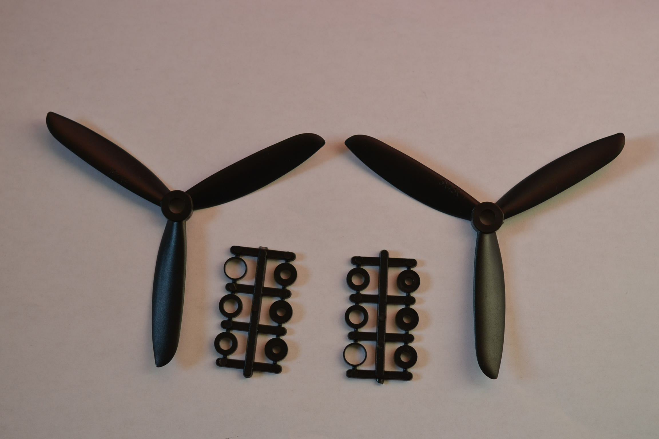 FPV ドローン用 3枚プロペラ 5*4.5