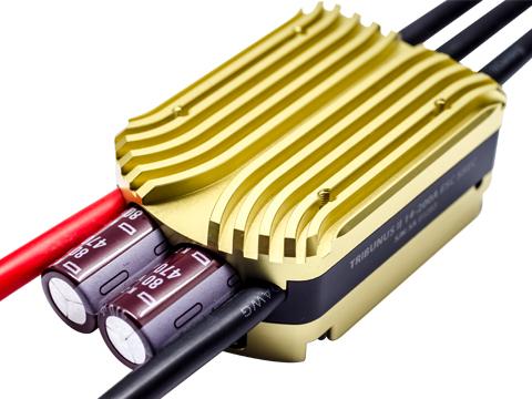 スコーピオン SCORPION TRIBUNUS II 14-200A アンプ BEC有 USBリンクケーブル付