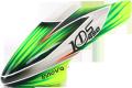 INNOVA 450SD/BD用キャノピー 白緑