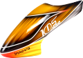INNOVA450 SD/BD用キャノピー ゴールド