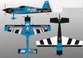 PILOT社 EDGE540V3 エンジン機 BLUE PRINTINGタイプ 送料込・関税込・運送保険込