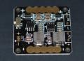 250クラス FPV機用 電源分配PCBボード (BEC、LED電源・スイッチ付)