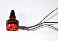 FPV ドローン用 モーター D1306-3100KV CW 2〜3S対応