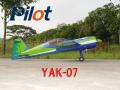 Pilot社 YAK54 148inch (3.75m 46%) エンジン機 送料込・関税込・運送保険込