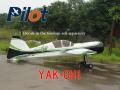 Pilot社 YAK54 107inch (2.7m 35%) エンジン機 送料込・関税込・運送保険込