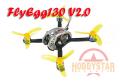 KINGKONG FlyEgg130 V2.0 PNPキット 130mm MINI FPVドローン SF800受信機仕様 FUTABA S-FHSS対応 送料無料