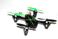Hubsan H107C X4 Mini Quadcopter カメラ付 黒&緑 Mode.1