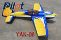 Pilot社 YAK54 73inch (1.85m 26%) エンジン機 送料込・関税込・運送保険込
