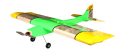 50E 3D 電動木製飛行機 ARFセット グリーン