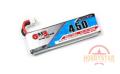 KINGKONG TiNY7用 1S450mah Lipoバッテリー