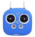 Inspire Phantom3送信機用 ソフトケース ブルー