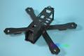 QAV-R FPV ドローン 220mm 5インチペラ対応 クアッドコプター カーボン フレームキット