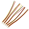 SH 1.0mm (3P) Cable (10CM / 5PCS)