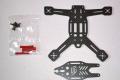 FPV ドローン Grasshopper 160 クアッドコプター カーボン フレームキット(3mm) U199に対応するモデル