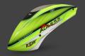 ZERO-AGILE55-02 AGILE5.5専用キャノピー 緑・黒