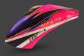 ZERO-AGILE72-03 AGILE7.2専用 キャノピー ピンク・青