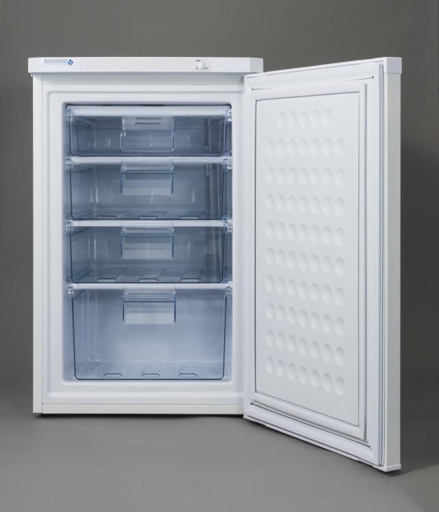 【送料無料】専用冷凍庫85L W-150  【返品不可・代引不可】